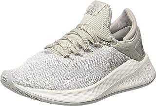 new balance Women's Fresh Foam Lazr V2 Sport White Running Shoes-7 UK (40.5 EU) (WLAZRSW2)