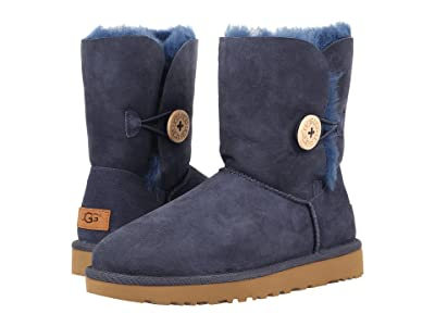 UGG Bailey Button II (Navy) Women