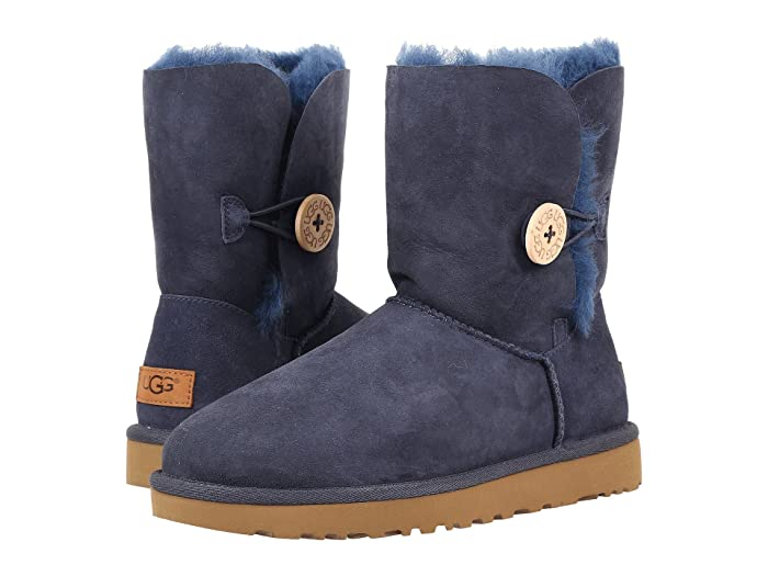 UGG  Bailey Button II (Navy) Womens Boots