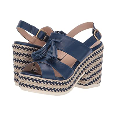 Sesto Meucci Inka (Navy Napa Seta) High Heels