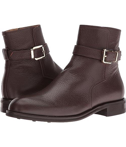 Leather Zip Chelsea Boot Del Toro