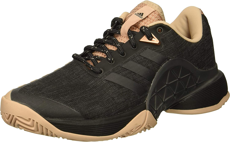 Adidas Women's Barricade 2018 Ltd Tennis shoes