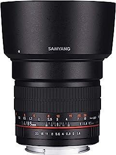 SAMYANG 単焦点 レンズ 85mm F1.4 ペンタックス K用 フルサイズ対応