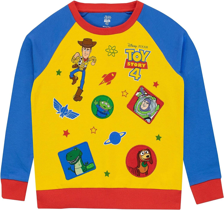 Disney Boys Toy Story Sweatshirt