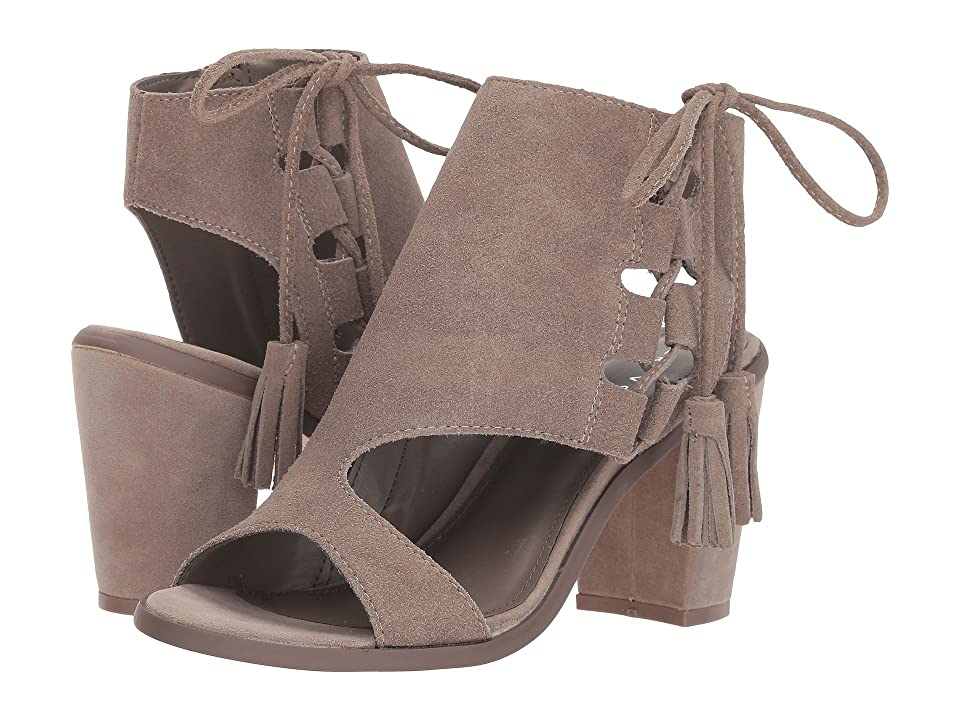 VOLATILE Betsey (Taupe) High Heels