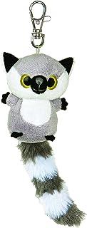 Aurora World Plush - YooHoo Friends Clip On - Lemur (Lemmee - 3 inch)