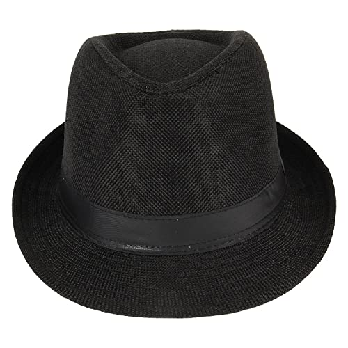 Fedora Hat  Buy Fedora Hat Online at Best Prices in India - Amazon.in ae1349115d2