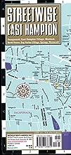 Streetwise East Hampton Map: Laminated City Map of East Hampton, New York, Amagansett, East Hampton Village, Montauk, North Haven, Sag Harbor Village, Springs, Wainscott (Michelin Streetwise Maps)