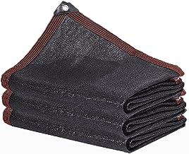 LIXIONG zonnedoek, schaduwnet anti-UV metalen gesp stretch anti-rimpel, gebruikt voor gewasteelt balkon zonnekamer, maat m...