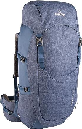 Nomad Voyager Backpack damen 60l Steel 2018 Rucksack B0787DY8YB   Adoptieren