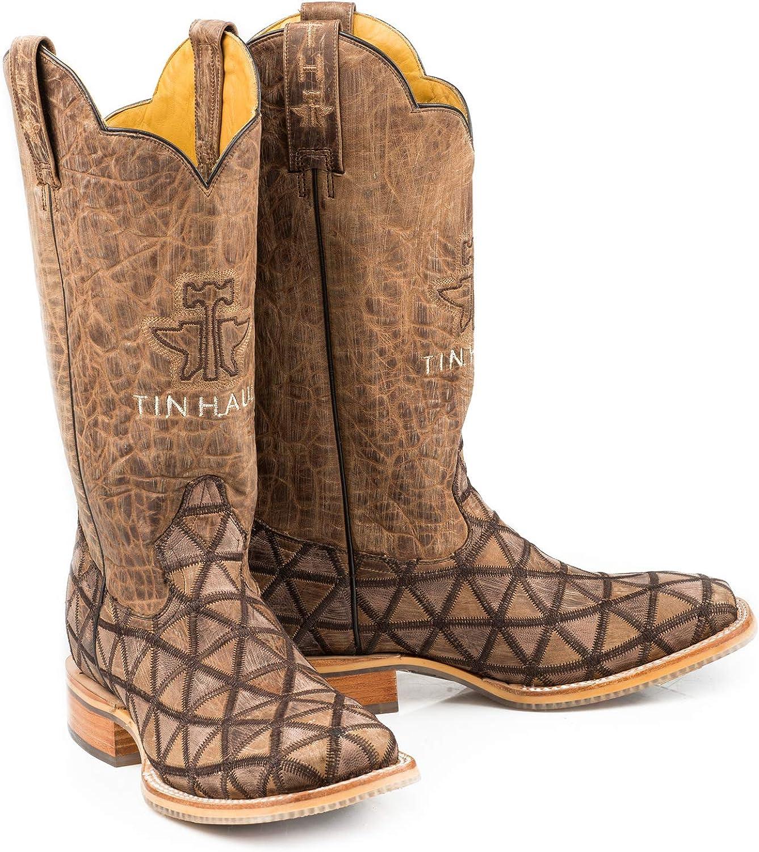 Tin Haul Mens Hanky Panky Boots