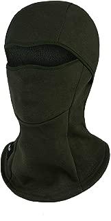 KSKG Winter Balaclava Windproof Fleece Thermal Full Face Neck Warmer Ski Mask Motorcycle Cycling for Men Women