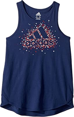 Focus Tank Top (Big Kids)