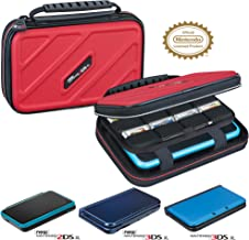 Officially Licensed Hard Protective 3DS XL Carrying Case - Compatiable with Nintendo 3DS XL, 2DS XL, New 3DS, 3DSi, 3DSi X...
