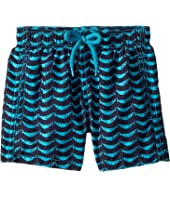 Vilebrequin Kids - Poissons Hamac Swim Trunk (Toddler/Little Kids/Big Kids)