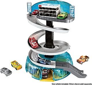 Disney Pixar Cars 3: Sioc Florida Speedway Spiral Playset