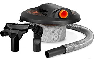 WEN 38005 3.2-Amp 5-Gallon Bucket Vacuum Cleaner with Hose, Nozzles and Filter Bag
