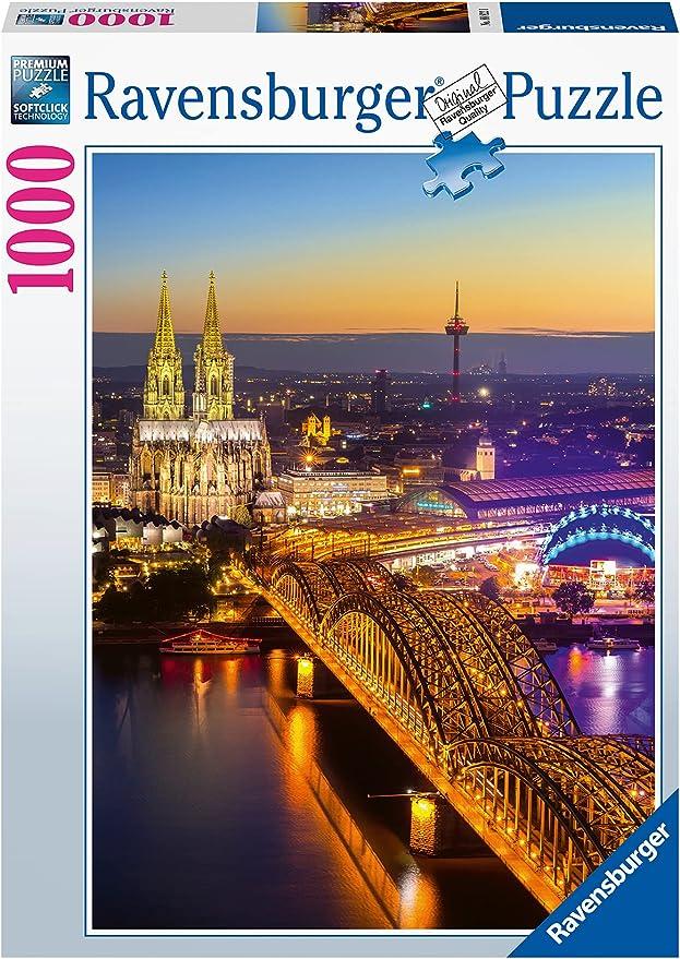 56 opinioni per Ravensburger Puzzle, Puzzle 1000 Pezzi, Colonia- Germania, Puzzle Adulti, Puzzle