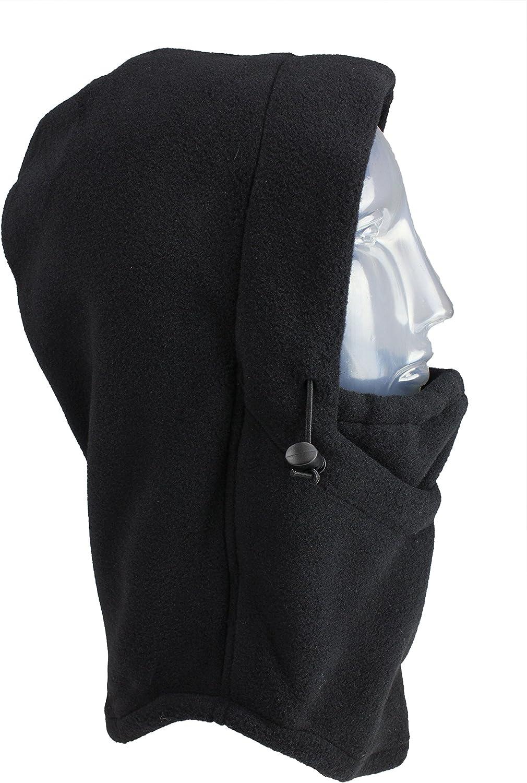 Seirus Innovation 2816 Hoodz Fleece Hood for Face Head and Neck Predection