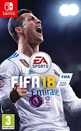 Electronic Arts FIFA 18 (Nintendo Switch)