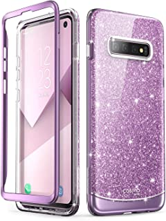 Best galaxy s10 case purple Reviews
