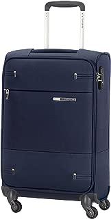 SAMSONITE Base Boost - Spinner 55/20 Length 35cm Hand Luggage, 55 cm, 35 liters, Blue (Navy Blue)
