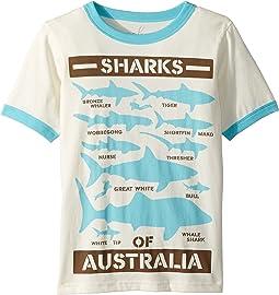 Shark Tee (Toddler/Little Kids/Big Kids)