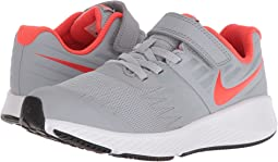 pretty nice a6fed 34bf6 Wolf Grey Bright Crimson Black White. 27. Nike Kids. Star Runner (Little ...