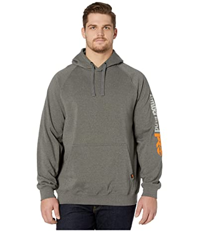 Timberland PRO Big Tall Hood Honcho Sport Pullover (Dark Charcoal) Men