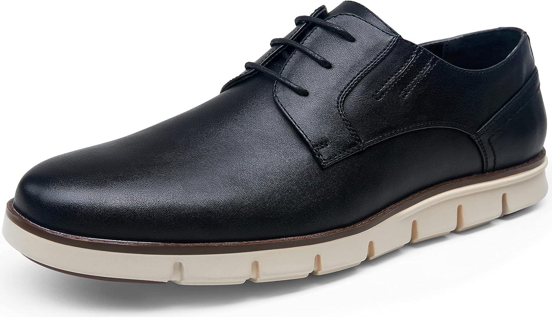Vostey Men's Dress Shoes Casual Dress Shoes for Men Suede Shoes Formal Shoes for Men