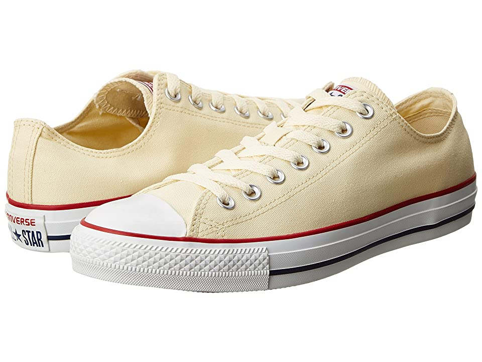 Converse Chuck Taylor(r) All Star(r) Core Ox (Natural White) Classic Shoes