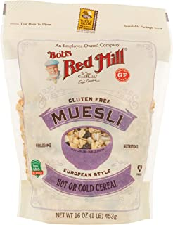 Sponsored Ad - Bobs Red Mill Cereal Muesli Gf