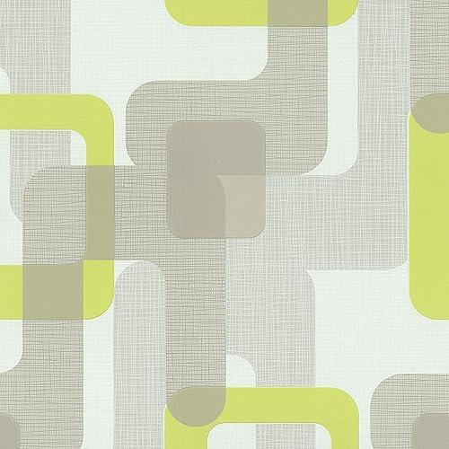 Green Kitchen Wallpaper Amazon Co Uk