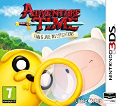 Adventure Time: Finn and Jake Investigations (Nintendo 3DS) [UK IMPORT]