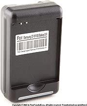 YN4L® Wall Home AC Desktop Dock Battery Charger For Standard battery for Samsung Galaxy Proclaim S720; s720c; Samsung Illusion i110; Samsung Galaxy S II 2 Attain i777 AT&T; Samsung Galaxy S II 2 i9100 Sprint; Samsung Galaxy Attain SCH-R920 MetroPCS