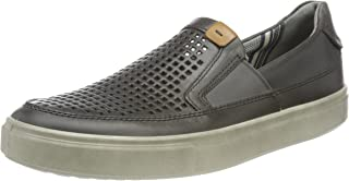 Men's Kyle Perforated Slip on Fashion Sneaker