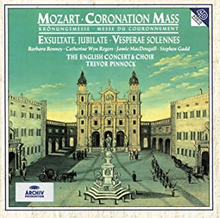Mozart: Exsultate, jubilate, K.165 - 4. Alleluia