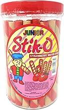 Junior Stik-O Strawberry Wafer Sticks, 380g