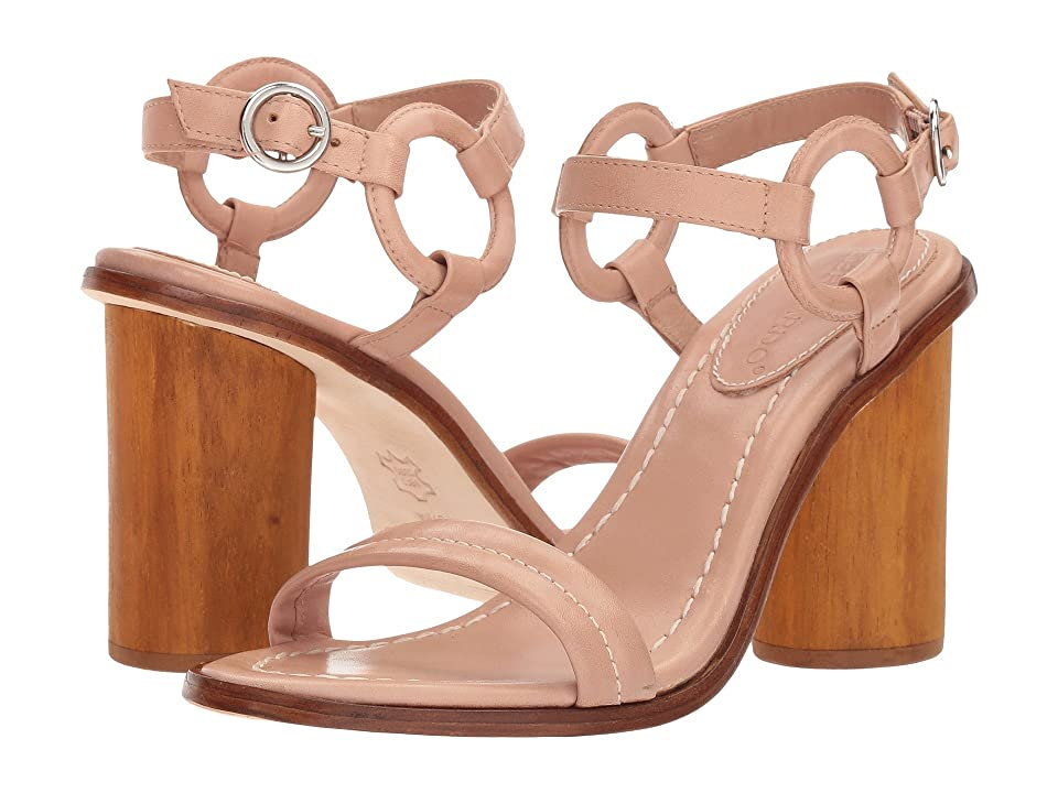 Bernardo Harlow (Blush Antique Calf) High Heels