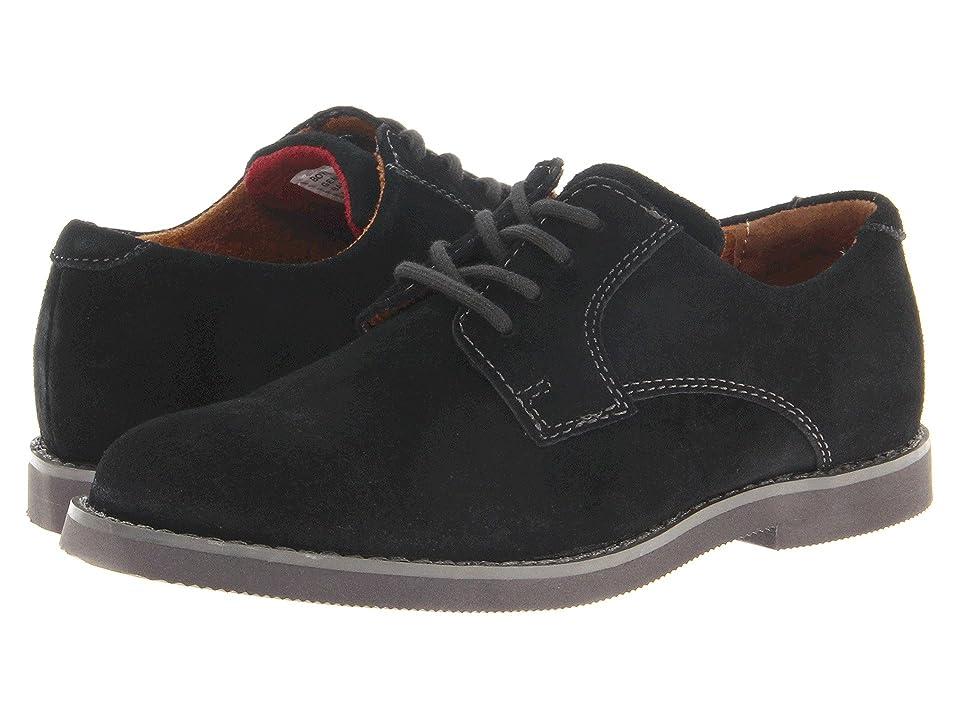 Florsheim Kids Kearny Jr. (Toddler/Little Kid/Big Kid) (Black) Boys Shoes