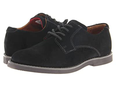 Florsheim Kids Kearny Jr. (Toddler/Little Kid/Big Kid) (Black) Boys Shoes