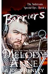 Barriers: Anderson Special Ops - Book 3 Kindle Edition