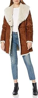 Best women's suede shearling coat Reviews