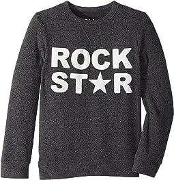 Extra Soft Love Knit Rock Star Pullover (Little Kids/Big Kids)