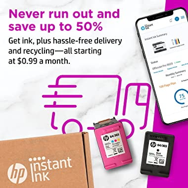 HP DeskJet 3772 All-in-One Wireless Color Inkjet Printer, Scan and Copy, Instant Ink Ready, T8W88A (Renewed)