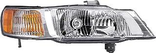 Dorman 1590503 Passenger Side Headlight Assembly For Select Honda Models