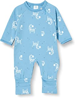 Sanetta Baby_Boy's Strampler türkis Toddler Sleepers