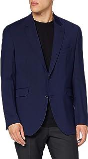Hackett London Men's Hpsack Navy Blazer Cc Jacket