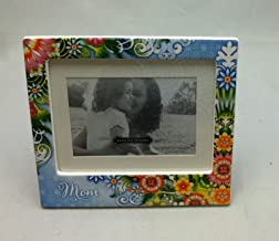 Hallmark MAW1708 - Mom 4x6 Photo Frame Catalina Estrada Collection