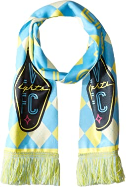 Las Vegas Lights FC Argyle Scarf